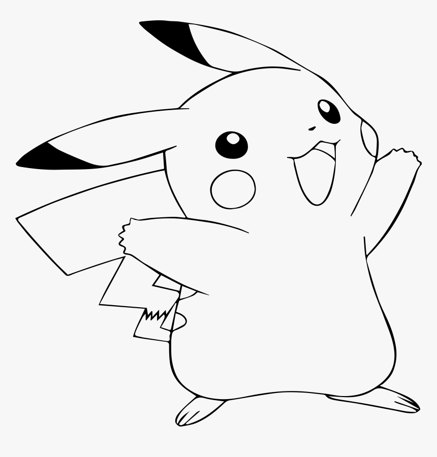 Pikachu Coloring Pages | Cool2bKids | 900x860