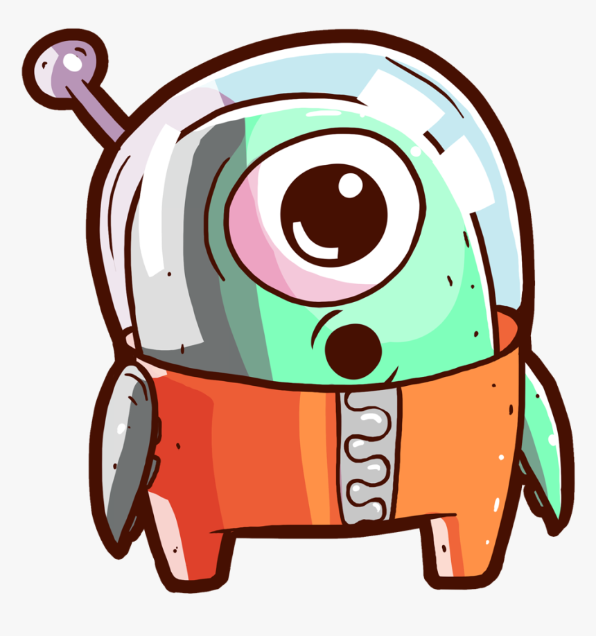 20+ Alien Space Ship Cartoon Png Background