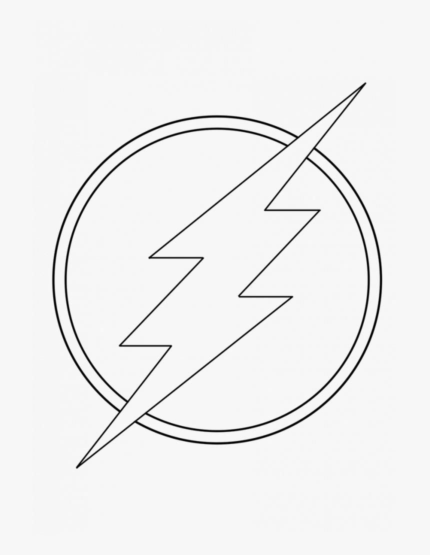 Flash Logo Easy Drawing Hd Png Download Transparent Png Image Pngitem