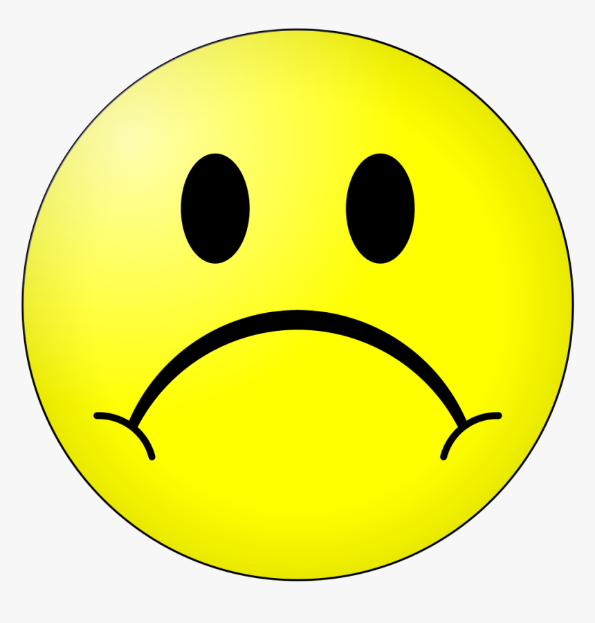 Smiley Sad Animated Wallpaper - Sad Emoji For Dp, HD Png ...