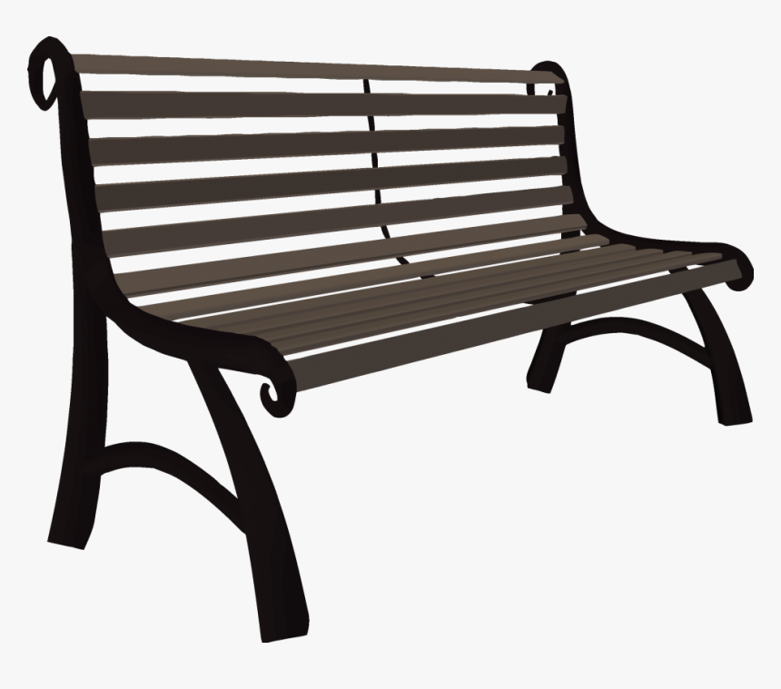 Bench Cool Drawing Also Park Bench Clipart Png Transparent Png