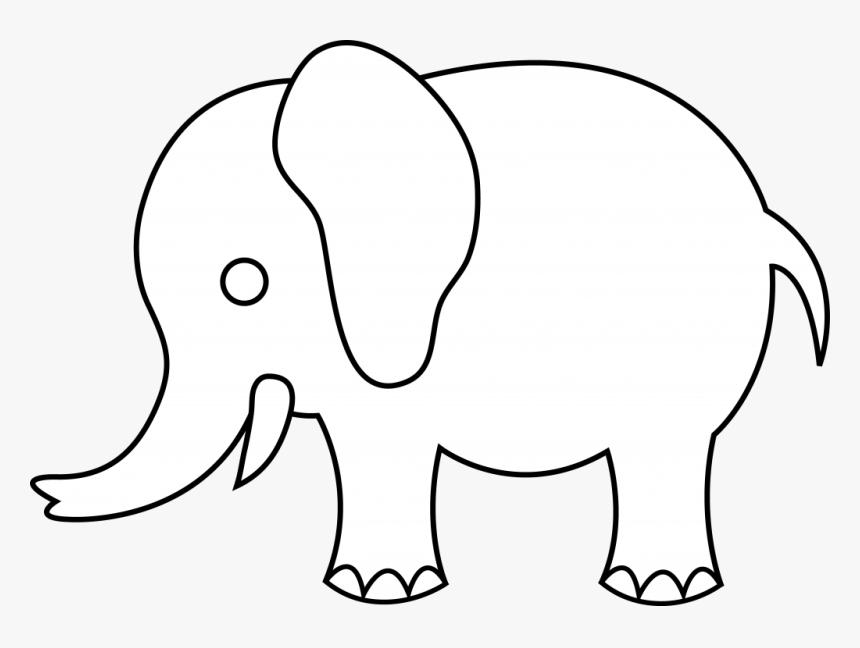 Elephant Outline Clipart Free Clip Art Images Simple Elephant Clipart Black And White Hd Png Download Transparent Png Image Pngitem Nelumbo nucifera elephant ornament illustration, elephants and lotus, black and white elephant mandala png clipart. hd png download transparent png image