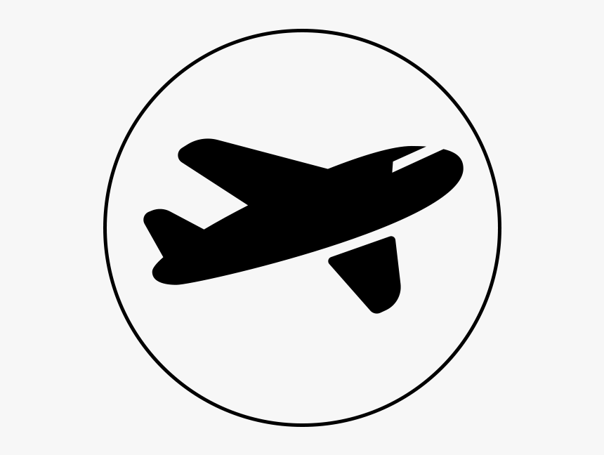 Transparent Background Travel Icon Transparent Png Airplane