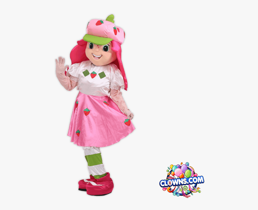 Transparent Strawberry Shortcake And Friends Clipart Strawberry