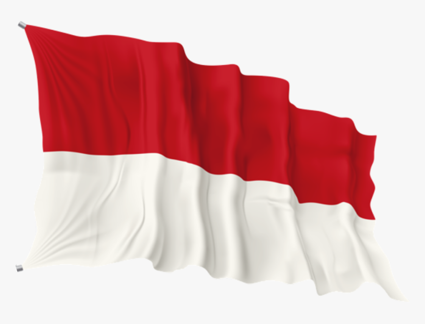 Bendera Indonesia Merah Putih Bendera Indonesia Berkibar Png Transparent Png Transparent Png Image Pngitem
