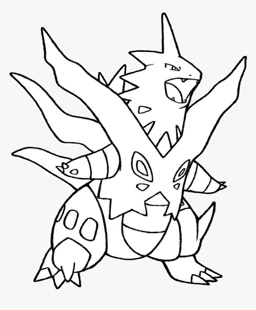 28 Collection Of Tyranitar Pokemon Drawing Pokemon Mega Tyranitar Drawing Hd Png Download Transparent Png Image Pngitem