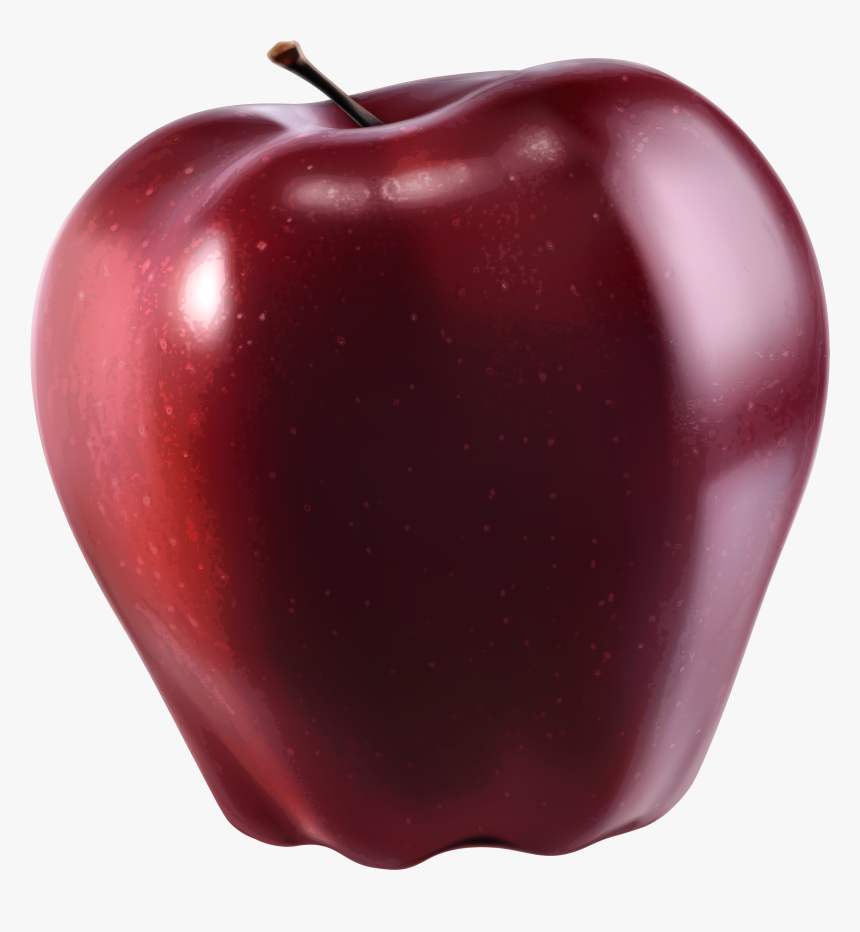 Red Apple Png Clipart Red Apple Apple Clipart Transparent Png Transparent Png Image Pngitem