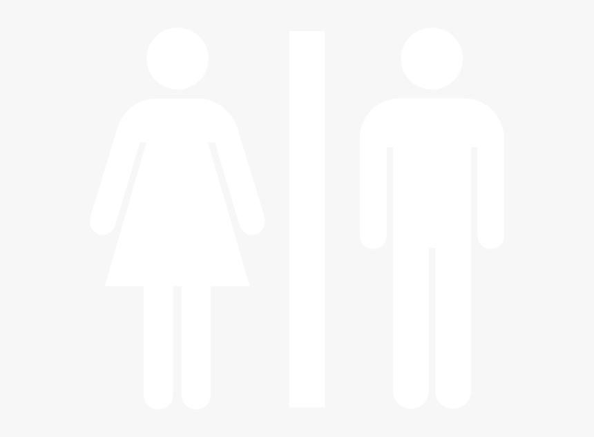 Girls Bathroom Sign Png Download Girl And Boy Bathroom Symbols