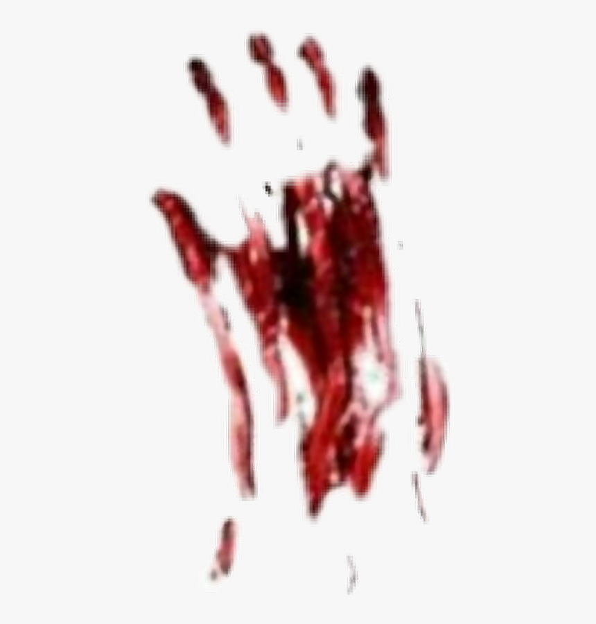 Image Black And White Download Handprint Svg Digital - Hand Print Png  Clipart (#1194416) - PikPng