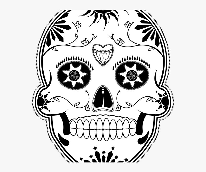 Transparent Caveira Mexicana Png Desenhos Tumblr Para Desenhar