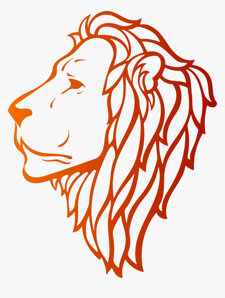 Lion Drawing Side Face Drawing Lion Face Side View Hd Png Download Transparent Png Image Pngitem The best selection of royalty free lion face outline vector art, graphics and stock illustrations. lion drawing side face drawing lion