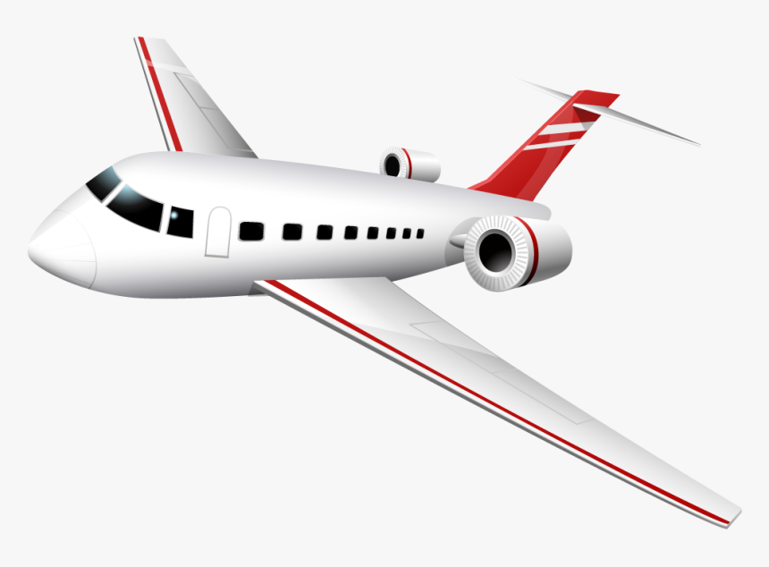 Airplane Plane Aircraft Cartoon Free Png Hq Clipart Transparent