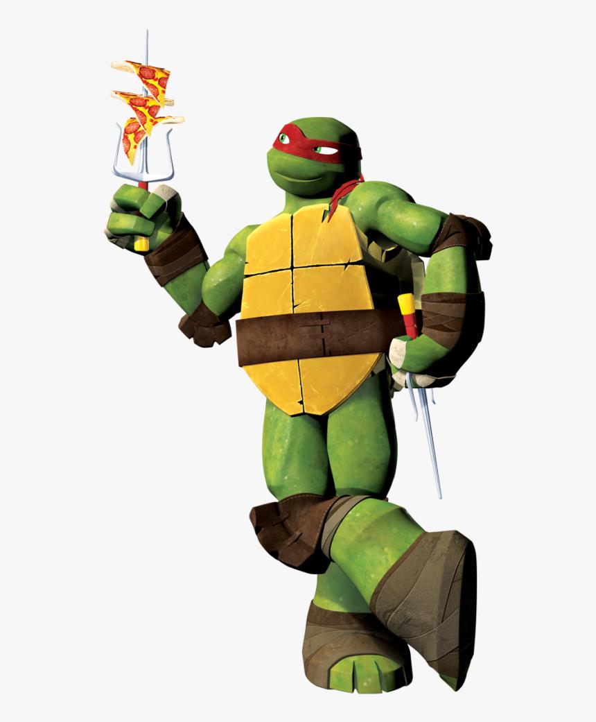 Nickelodeon Teenage Mutant Ninja Turtles Raphael Hd Png Download