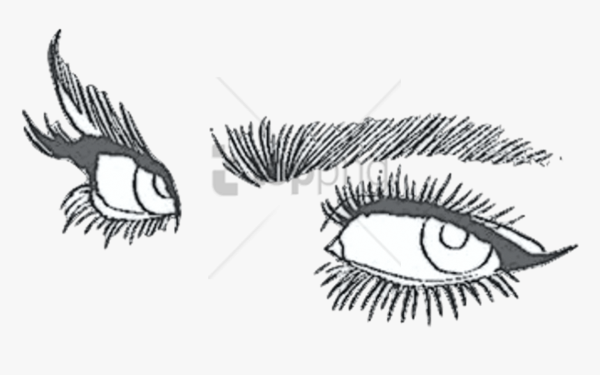 Free Png Eye Drawing Tumblr Aesthetic Png Image With Eye Drawing