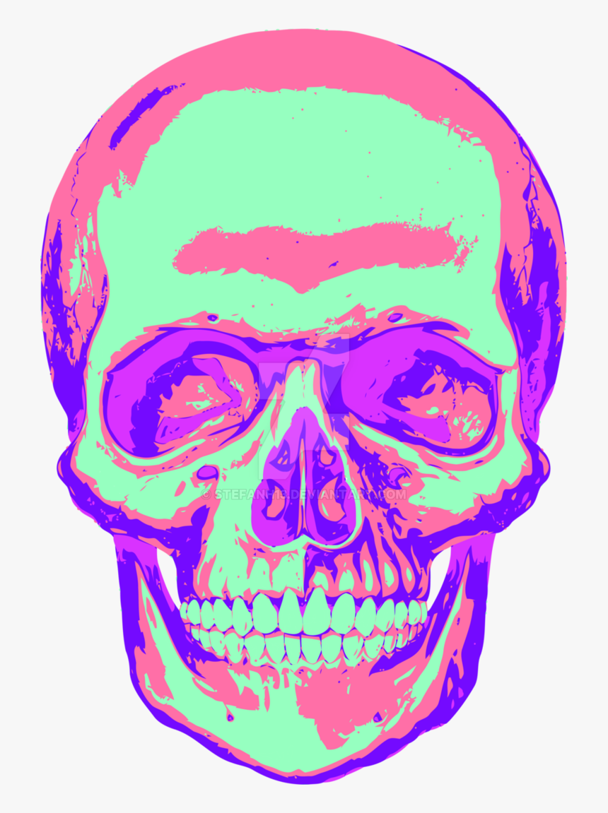 Vector Freeuse Library Kandy By Stefanh On Deviantart Vaporwave Aesthetic Skull Png Transparent Png Transparent Png Image Pngitem