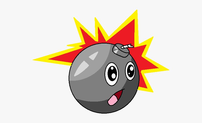 Clipart Bomb Exploding Gif Transparent - Animated Bomb ...