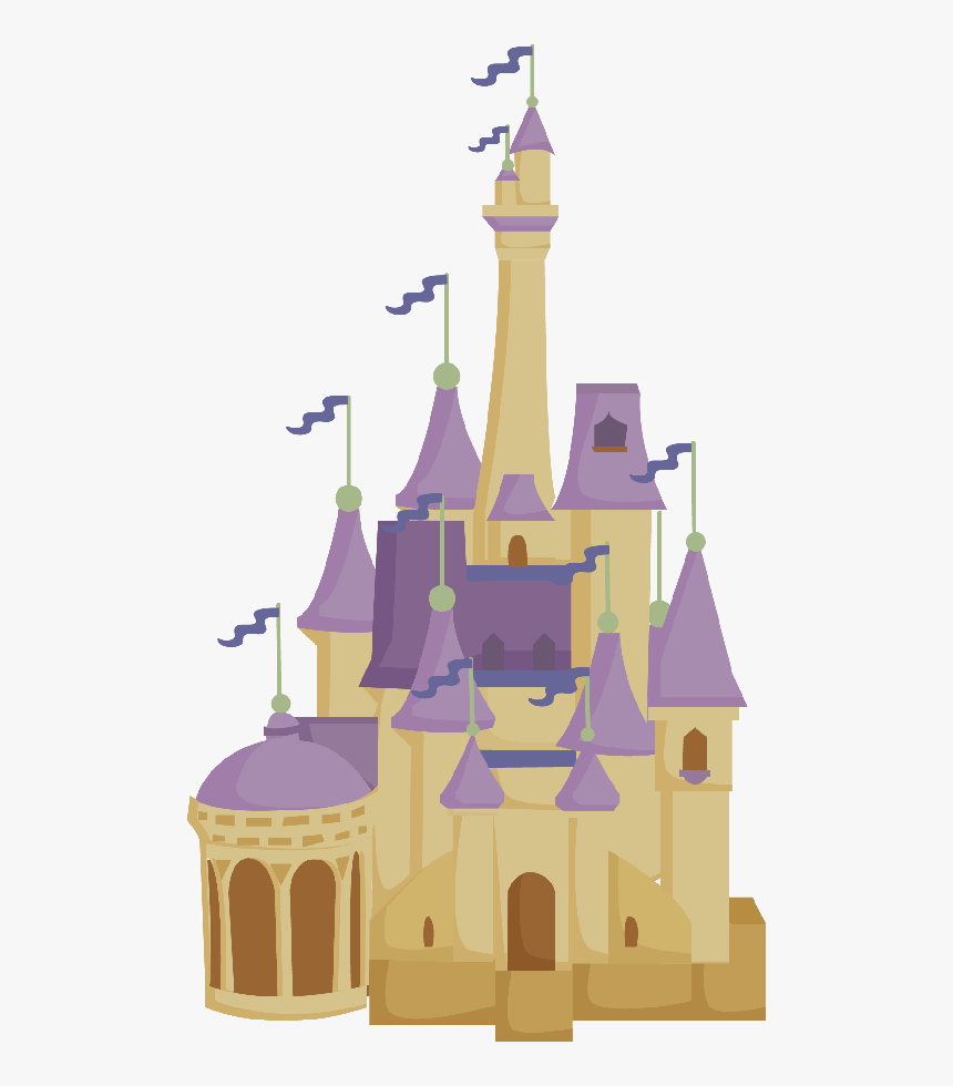 Castelo Da Bela Ea Fera Desenho Hd Png Download Transparent Png
