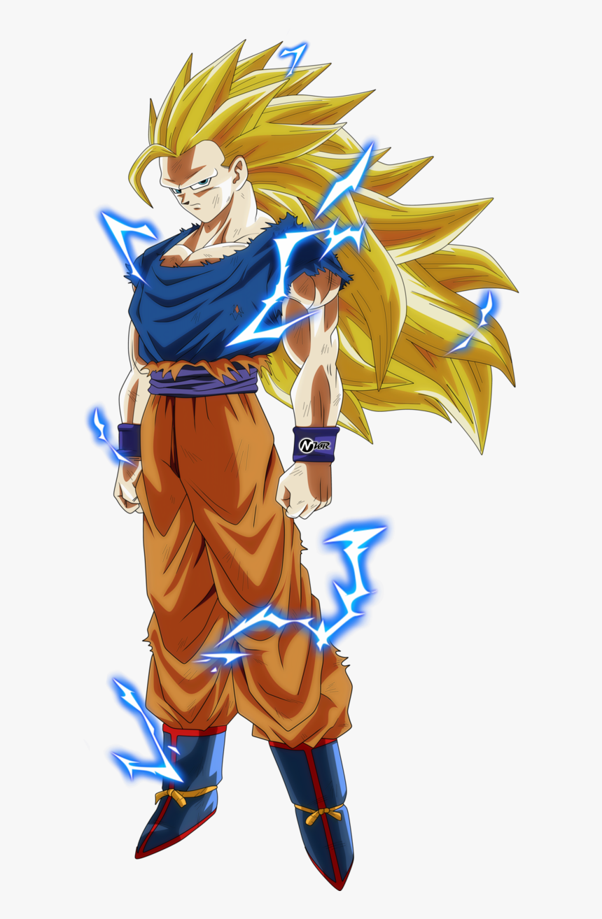 Dragon Ball Super Goku Ssj 3 Hd Png Download Transparent Png