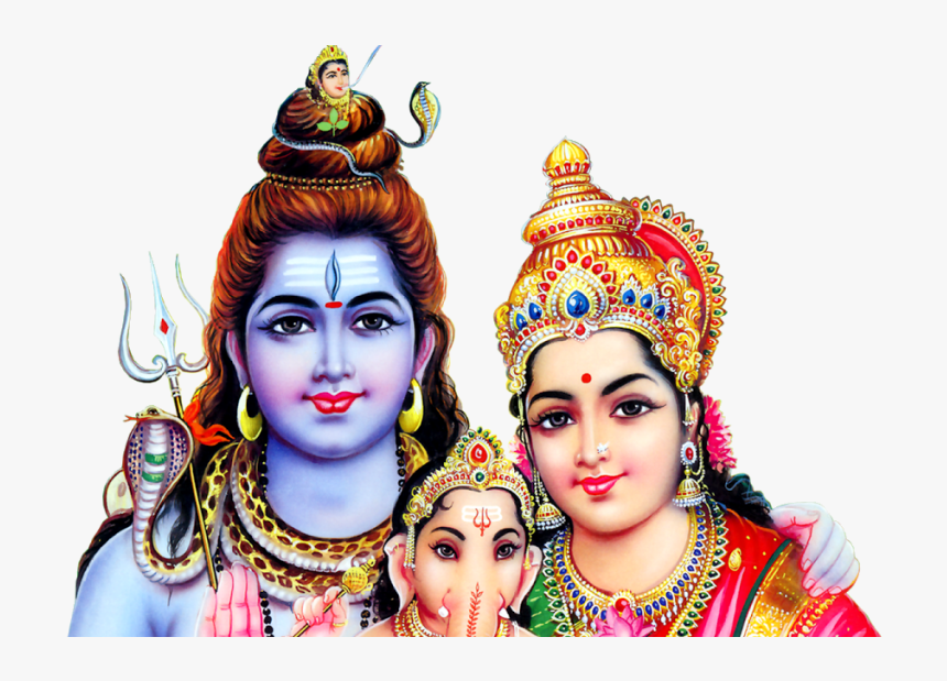 Shiva parvathi lord and The Forgotten