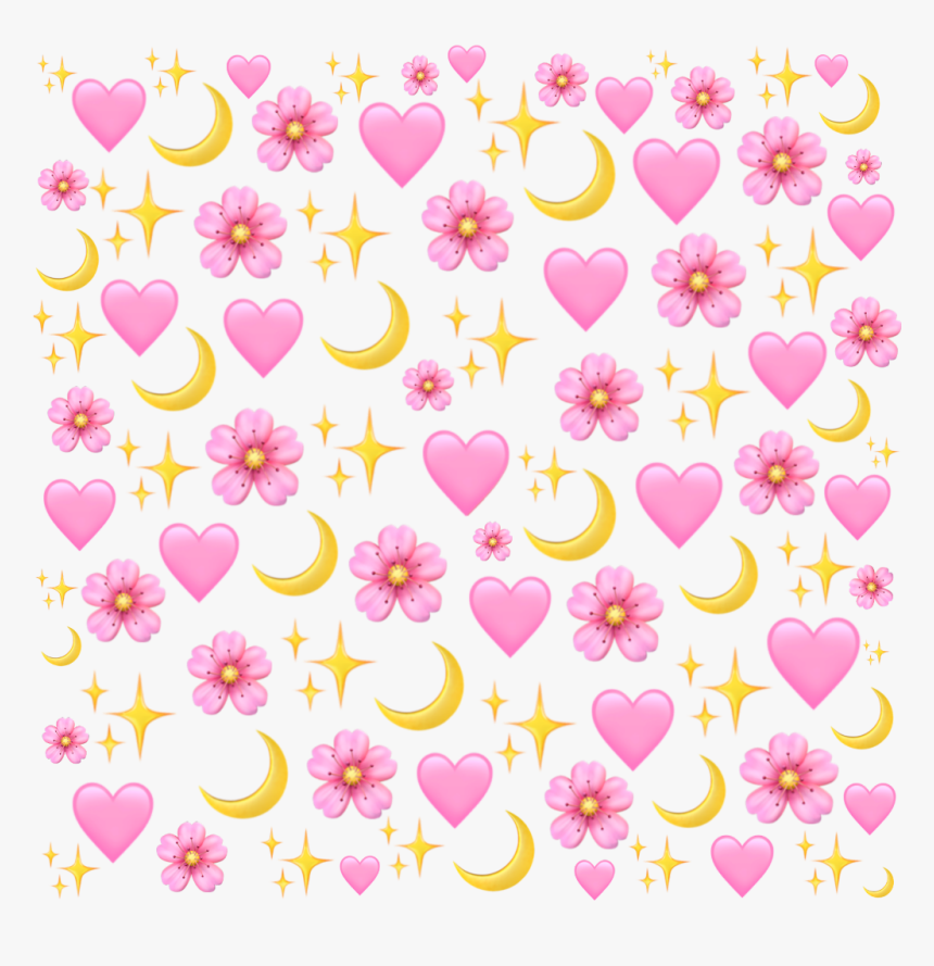 Aesthetic Tumblr Pink Heart Emoji Emojis Iphone Aesthetic Pink Heart Emoji Hd Png Download Transparent Png Image Pngitem