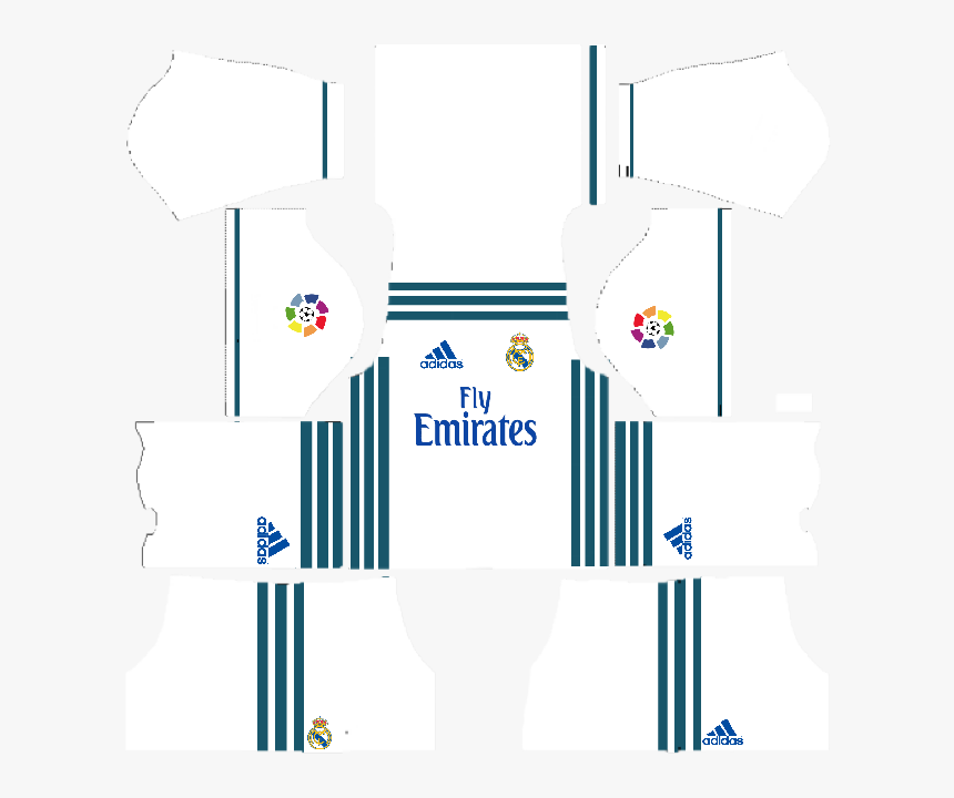 Kits Dream League Soccer 2019 Real Madrid 2020, Hd - Dream League Soccer  Real Madrid Kits 2020, HD Png Download , Transparent Png Image - PNGitem