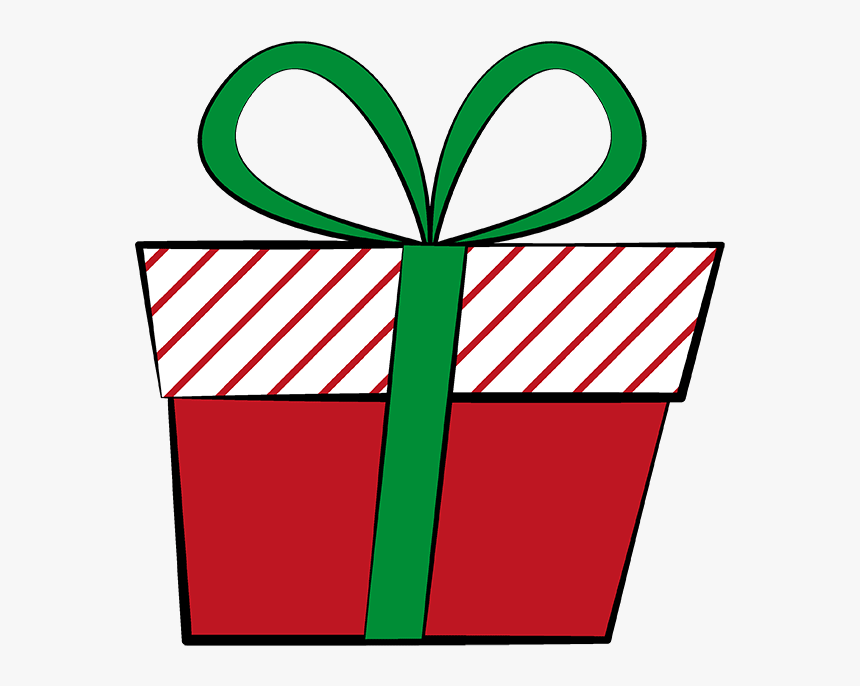 Christmas Gift Clipart Free Thank You