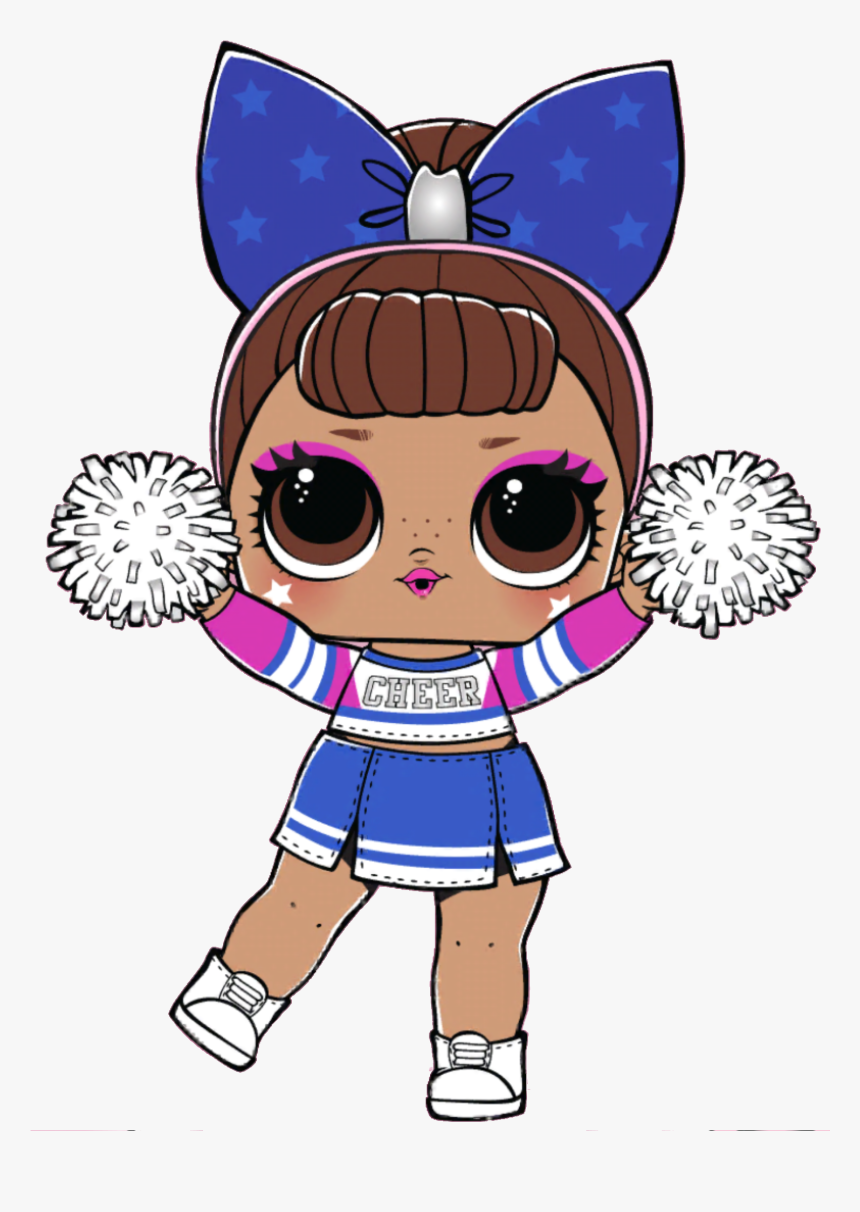 Lol Surprise Sis Cheer, HD Png Download , Transparent Png ...