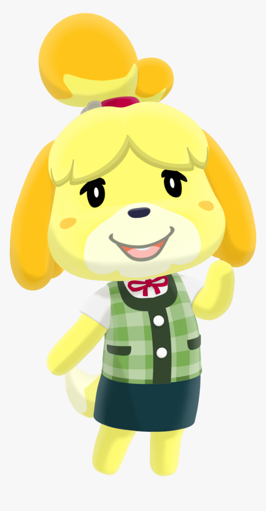 Animal Crossing Isabelle Png - Animal Crossing Pocket Camp ...