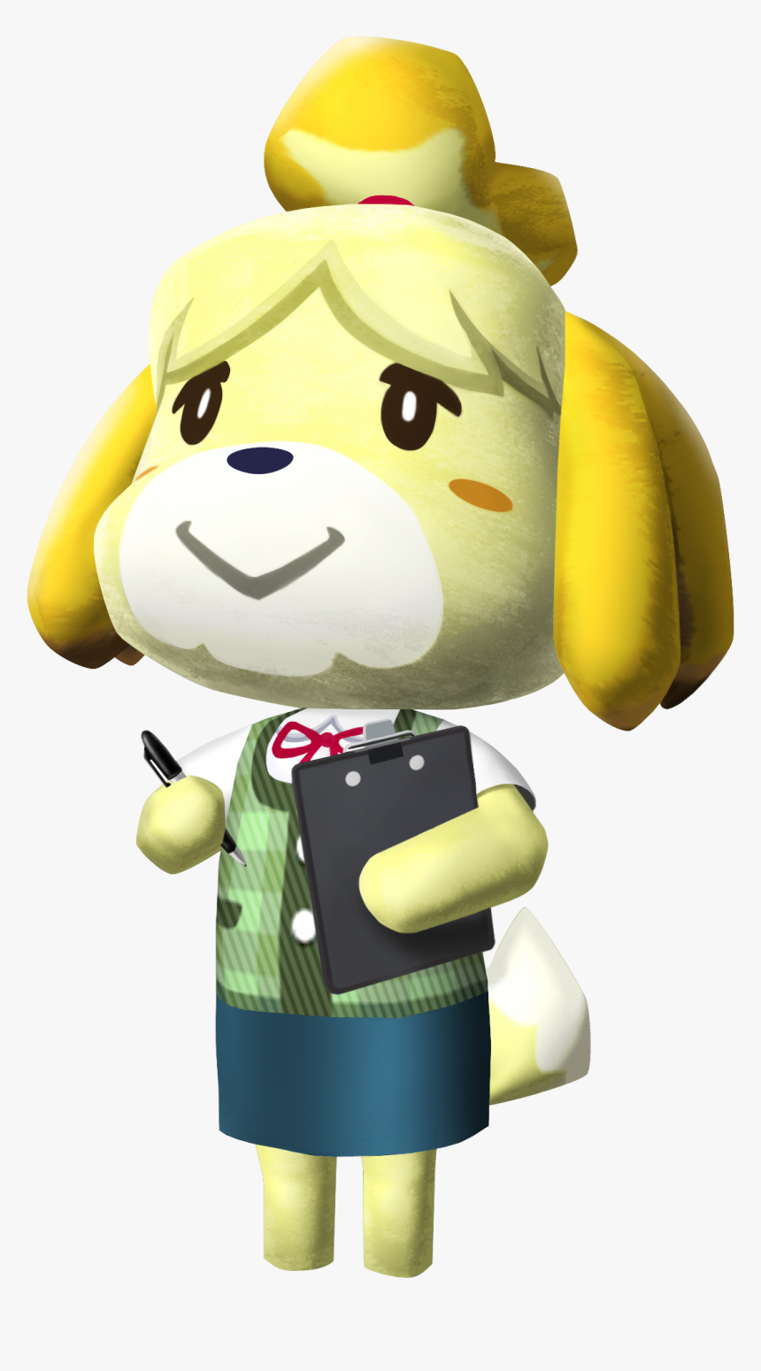 Animal Crossing New Leaf Png Animal Crossing Dog Character