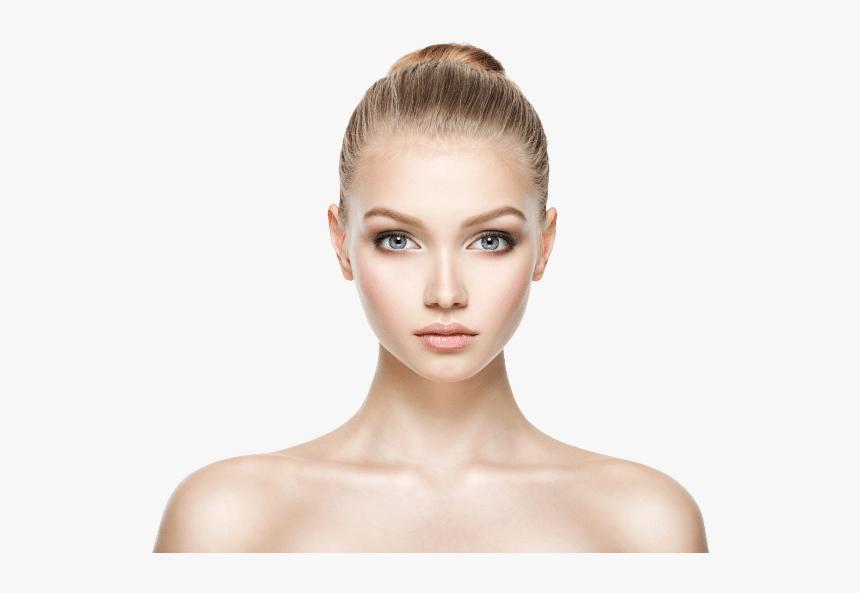 Skin Care Beauty Models Hd Png Download Transparent Png Image Pngitem