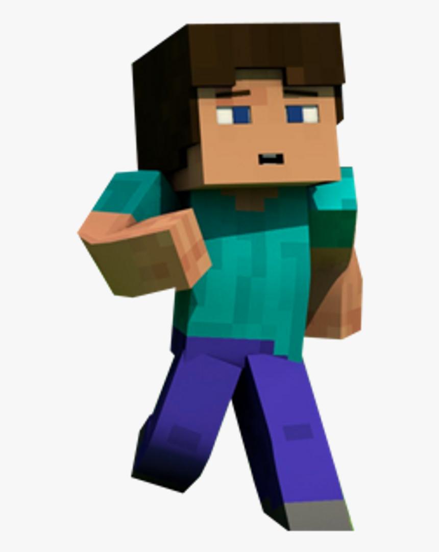 Minecraft Clipart Minecraft Steve Minecraft Steve Sticker Hd Png Download Transparent Png Image Pngitem