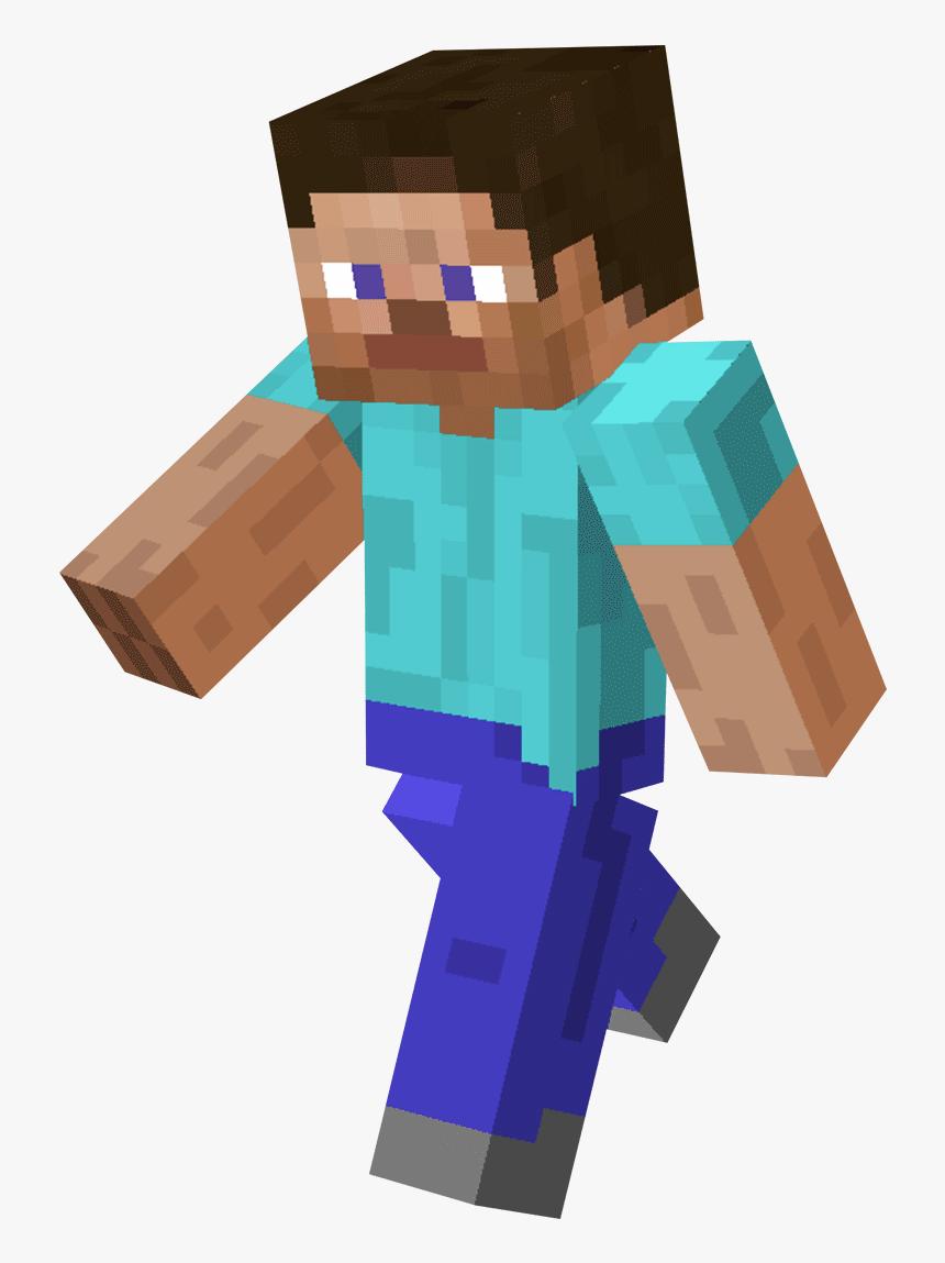 Minecraft Steve Animated Gif Hd Png Download Transparent Png Image Pngitem