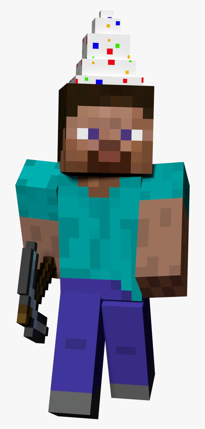 Transparent Minecraft Steve Minecraft T Pose Steve Hd Png