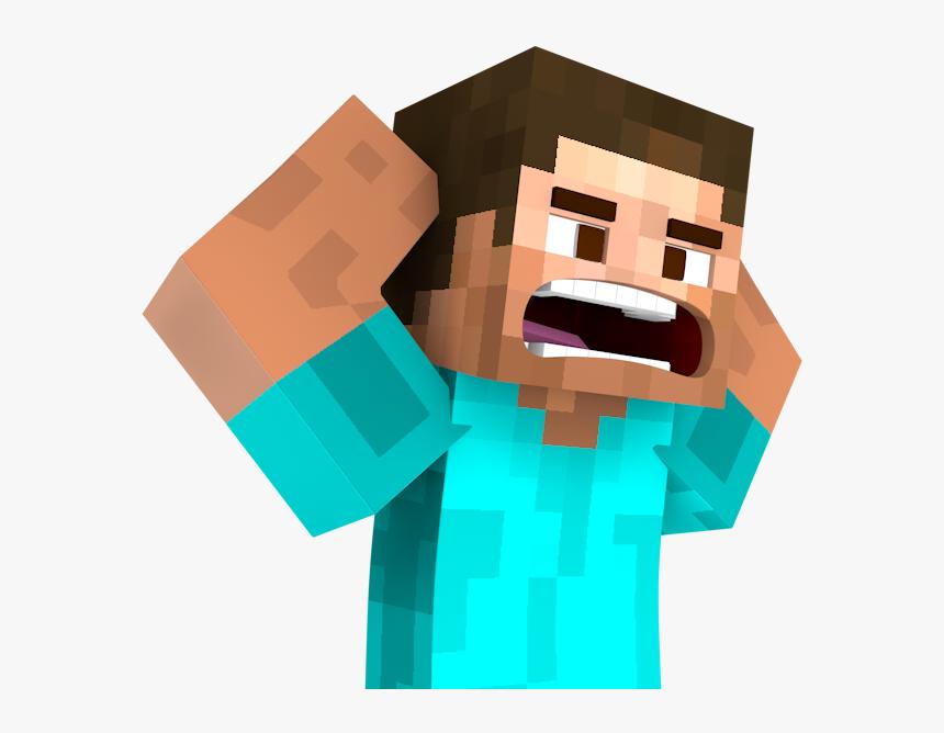 Minecraft Steve Transparent Background Hd Png Download