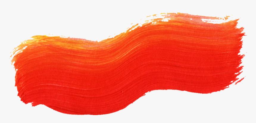 Orange Brush Stroke Png Transparent Png Transparent Png Image Pngitem