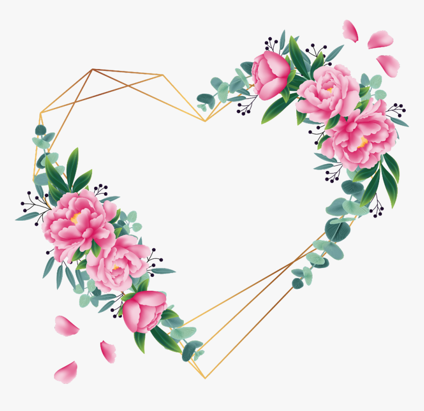 Fiori Png.Ftestickers Stickers Heart Love Geometric Aesthetic Sfondo