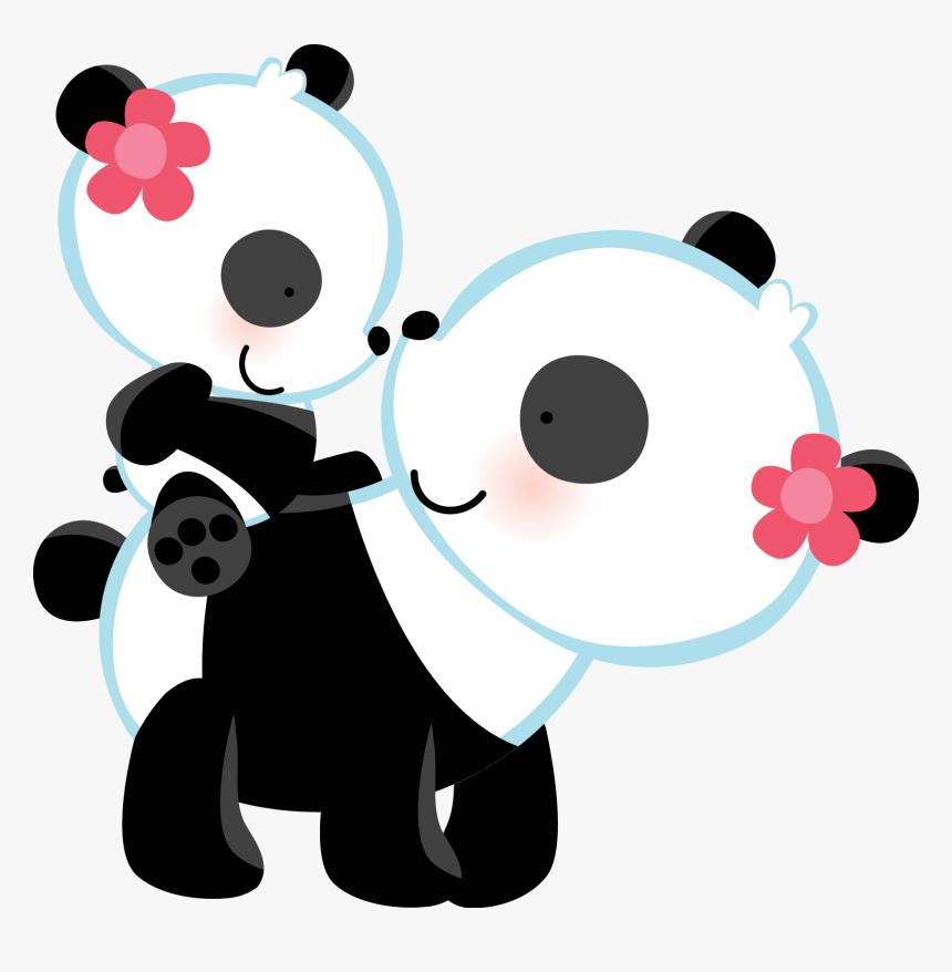 Zwd Babylove Pandas Png Mom And Baby Panda Clipart Transparent Png Transparent Png Image Pngitem