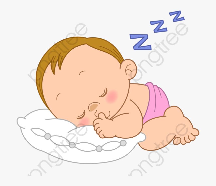 Transparent Sleep In Clipart Cartoon Transparent Baby Png Png Download Transparent Png Image Pngitem