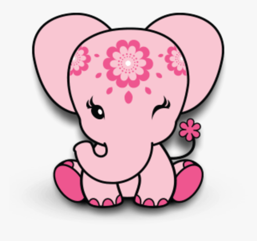 Cute Pink Elephant Png Download Pink Baby Elephant Cartoon Transparent Png Transparent Png Image Pngitem Use it for your creative projects or simply as a sticker. cute pink elephant png download