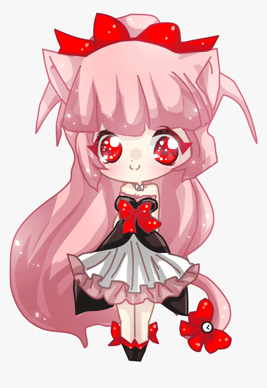 Cute Anime Girl Transparent Gif Hd Png Download Transparent Png Image Pngitem