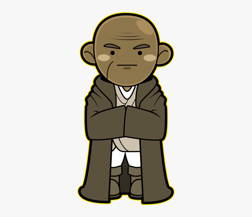 Star Wars Characters Clipart Png Star Wars Desenho Png