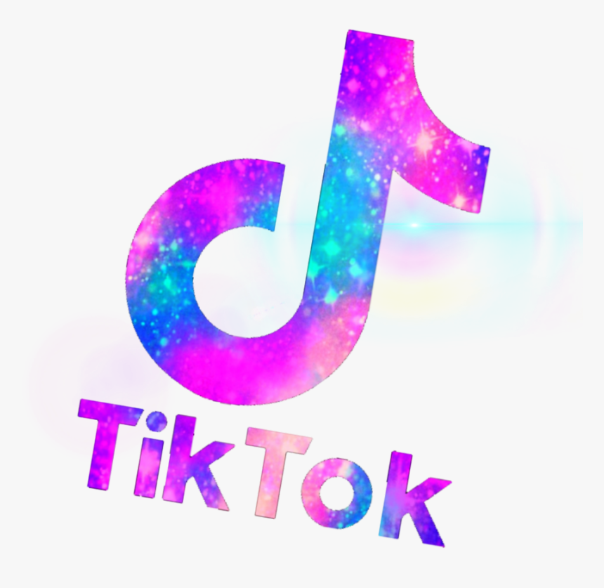 Tik Tok Tik Tok Logo Pink And Purple Hd Png Download Transparent Png Image Pngitem