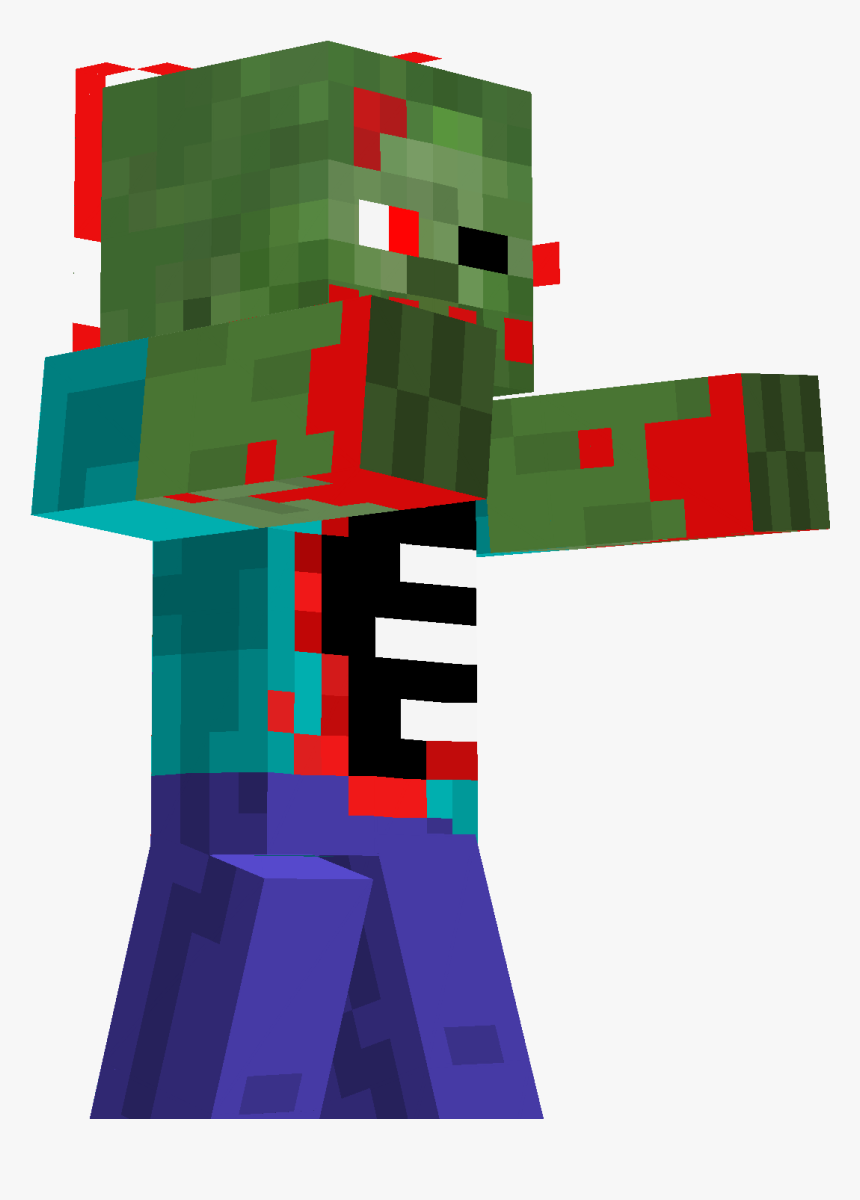 More Skins - Minecraft Cool Nova Herobrine Skin, HD Png Download