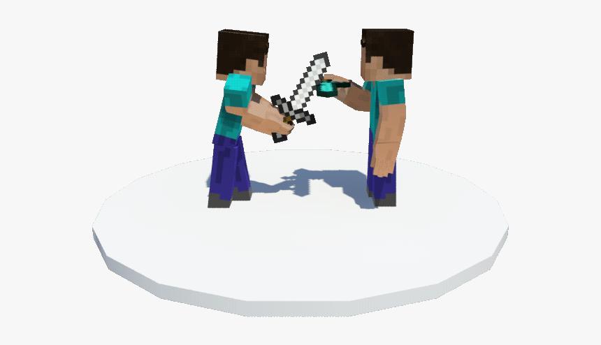 Herobrine Transparent Minecraft Steve Minecraft Steve Gif