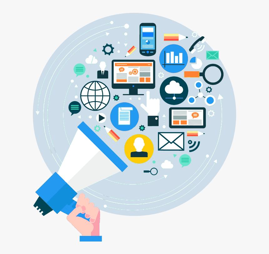 digital marketing vector digital marketing png transparent png transparent png image pngitem vector digital marketing png