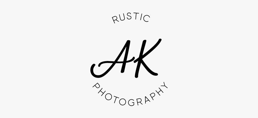 Ak Photography Logo Png Calligraphy Transparent Png Transparent Png Image Pngitem