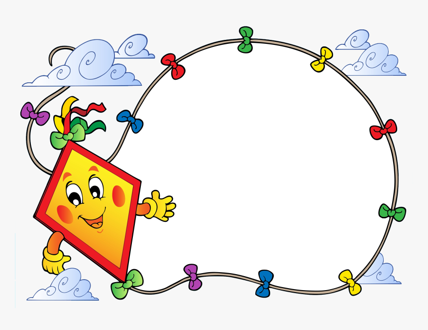 Clipart Bow Kite Cartoon Hd Png Download Transparent Png