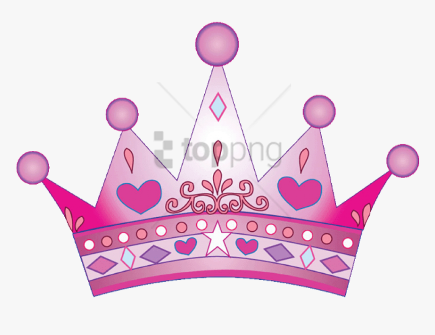 This is a picture of Printable Princess Crown for craft