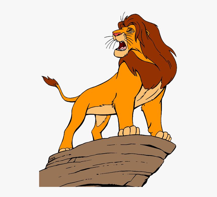 Disney Clipart Simba Simba Clipart Lion King Hd Png Download Transparent Png Image Pngitem