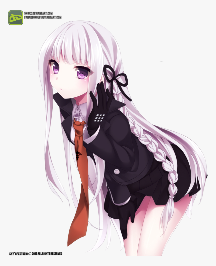 Hot Anime Girl Png - Cute Anime Girl Clear Background, Transparent